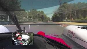 24h Le Mans: Nakajima mit Vollgas im #8 Toyota