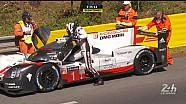 24 Heures du Mans - La Porsche #1 abandonne