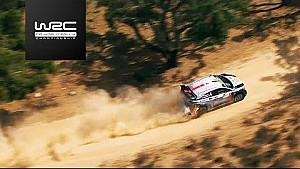 Rally Italia Sardegna 2017: Aerial special