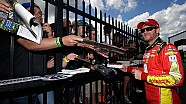Earnhardt Jr. gives thanks to fans, by name
