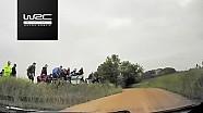 WRC 2017 Polonya Rallisi: Shakedown onboard Latvala