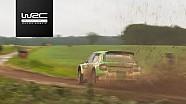 Rally Polonia 2017: WRC 2 resumen viernes