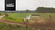 WRC2 2017 Polonya Rallisi: Cuma özet