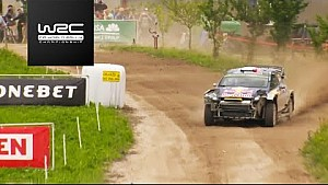 Rallye de Pologne - Spéciales 13-18
