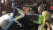 Ricky Stenhouse Jr. parks It in victory lane at Daytona