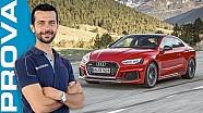 Audi RS5 (2017) | Velocissima come sempre, ma più divertente