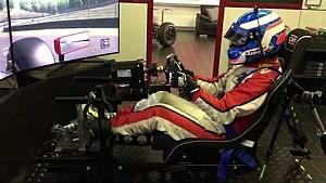 Pergolini Motorsport Academy AG/Simulator