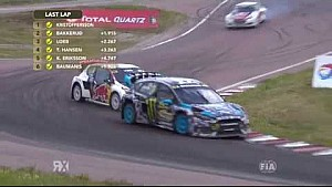 2017 World RX of Sweden - Supercar final