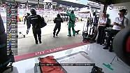 Avusturya GP - Yarış Lideri Bottas Pitte