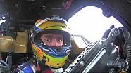 Un tour embarqué du Nürburgring en LMP2