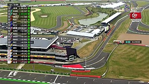 Alonso Q1'i zirvede tamamlıyor - 2017 Britanya GP sıralama