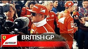 Гран Прі Британії: Ferrari