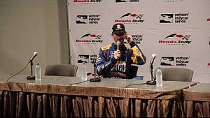 Post Toronto news conference: Alexander Rossi