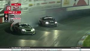 Formula Drift Montreal top 16 livestream replay 2017