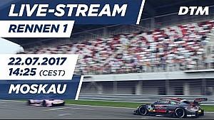 DTM Moskau: 1. Rennen