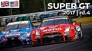 2017 Super GT - Raund 4 - Sugo