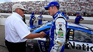 NASCAR.com goes 1-on-1 with Alex Bowman, Rick Hendrick