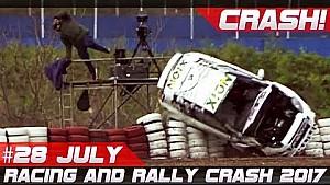 Racing y rally crash semana de recopilación 28 de julio de 2017