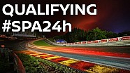 2017 Spa 24 hour - Qualifying and night quali - Live + onboards #Spa24h #Spa24hOneTeam