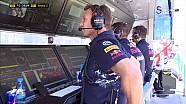 Macaristan GP FP3 - Ricciardo Vites Kutusu Problemi Yaşıyor