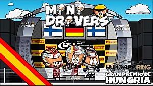 El GP de Hungría 2017 de F1 según 'Los MiniDrivers