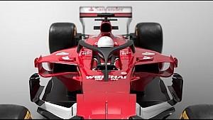 F1'in 2018 için yeni güvenlik parçası Halo