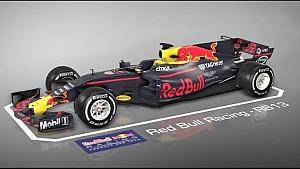 Budapest: Updates, Red Bull RB13