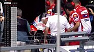 Fairing radikal Ducati di Brno