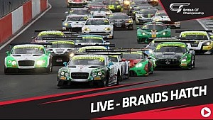 British GT - Brands Hatch - Main race