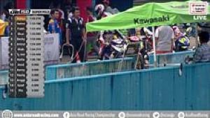 LIVE Asia Road Racing Championship 2017 - Sentul (Qualifying)