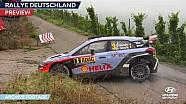 Persiapan Hyundai Motorsport menghadapi Reli Jerman