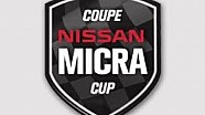 2017 Micra Cup live race (French comms!) - Race 2 Micra GP3R (Sunday)