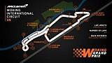 McLaren membuat sirkuit Formula 1?