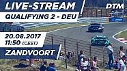 DTM Zandvoort: 2. Qualifying