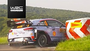 Rallye Deutschland: Highlights, Shakedown