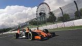 McLaren y el iRacing