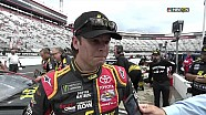 Erik Jones logra su primera pole en la Monster Energy Nascar Cup