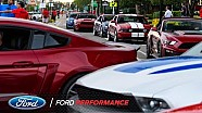 2017 Woodward dream cruise: Mustang alley | Ford Performance