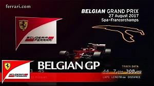 Гран Прі Бельгії  - Прев'ю від Ferrari