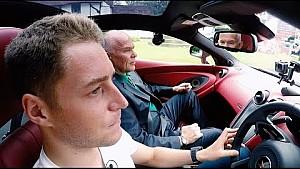 Vandoorne über 1. Saison in der F1