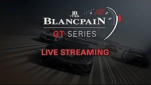 Live - Main Race  - Hungary - Blancpain Gt series