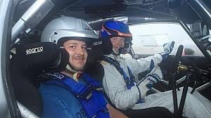 Radio Salü winner Daniel Daeges - WRC - Rally Germany 2017: