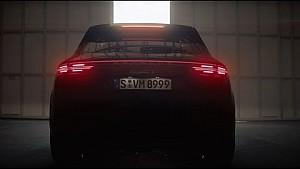 The new Porsche Cayenne. Sportscar together.
