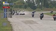 Аварія на 4-му етапі UASBK / Хайсайд Генріха Безуглова