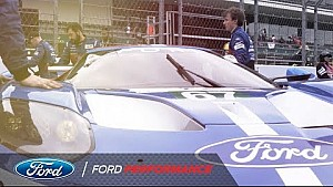 Ford GT en las 6 Horas de México.