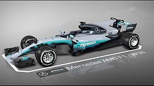 Mercedes at Monza