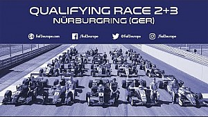 Qualifying for race 2+3 at the Nürburgring