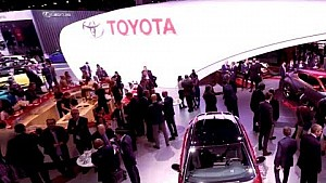 Toyota at Frankfurt motor show 2017 - Overview