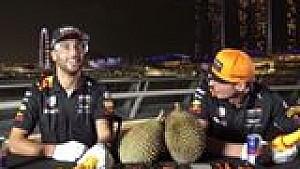 Verstappen y Ricciardo: el desafío de Durian