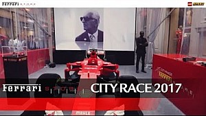 Ferrari store city race 2017